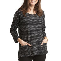 Habitat Women's Micro-Stripe Tunic