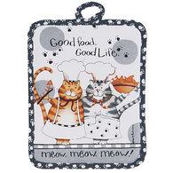 Kay Dee Designs Happy Cat Potholder