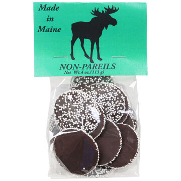 Wilburs of Maine Dark Chocolate Nonpareils