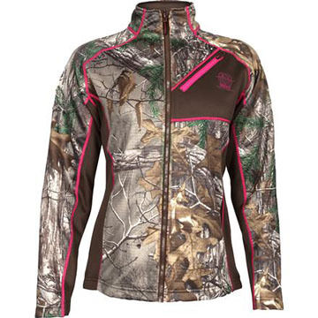 Rocky Women's Athletic Mobility Fleece Hunting Jacket