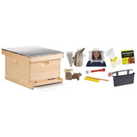 Little Giant 10-Frame Deluxe Beginner Hive Kit