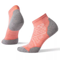 SmartWool Women's Run Elite Lite Lowcut Sock - Special Purchase