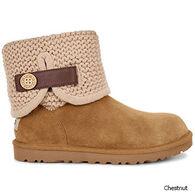 UGG Women's Shaina Classic Knit Cuff Boot