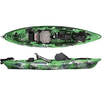 Old Town Predator MK Minn Kota Angler Kayak