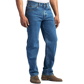 Lee Jeans Mens Relaxed Fit Tapered Leg Jean