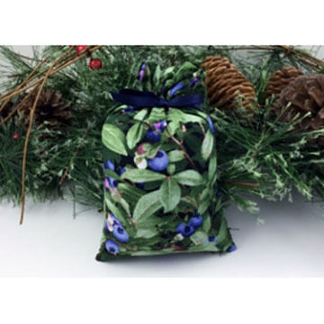 Moosehead Balsam Fir Blueberry Bush Bag