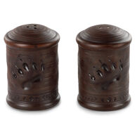 Big Sky Carvers Maskwa Ridge Salt & Pepper Set