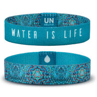 Unselfie Women's Water Kaleidoscope Pattern Wrist Band