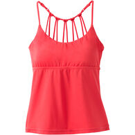 prAna Women's Merrow Tankini Swim Top