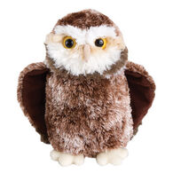 Douglas Company Plush Owl - Moon Light