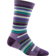 Darn Tough Vermont Women's Sassy Stripe Crew Light Cushion Sock