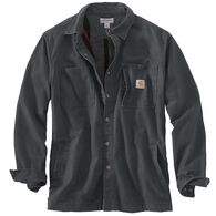 Carhartt Men's Rugged Flex Rigby Fleece-Lined Shirt Jac