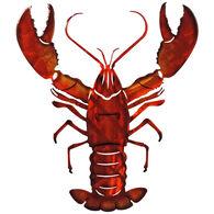 Next Innovations Lobster Metal Wall Art
