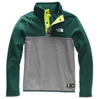 The North Face Boy's Glacier Quarter Snap Pullover