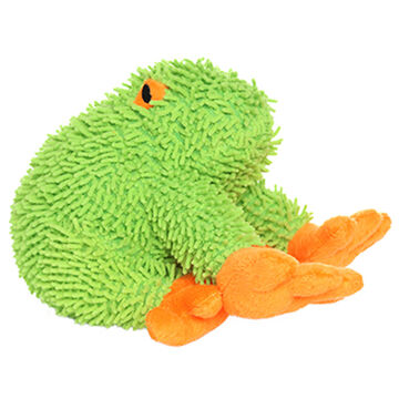 VIP Products Mighty Microfiber Frog Dog Toy