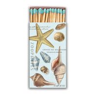 Michel Design Works Seashells Matchbox