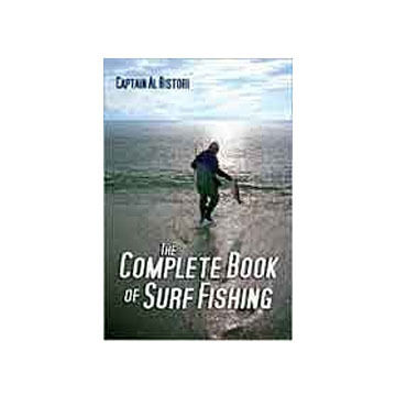 The Complete Book Of Surf Fishing By Al Ristori
