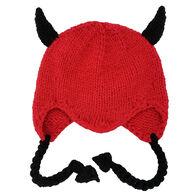 Huggalugs Infant/Toddler Boys' & Girls' Lil Devil Beanie Hat