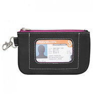 Travelon SafeID Daisy Zip ID Pouch