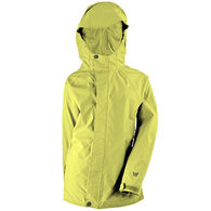 White Sierra Youth Trabagon Rain Jacket