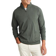 Southern Tide Men's North Pole Performance Quarter-Zip Long-Sleeve Pullover