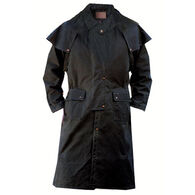 Outback Trading Men's Low Rider Duster Oilskin Coat