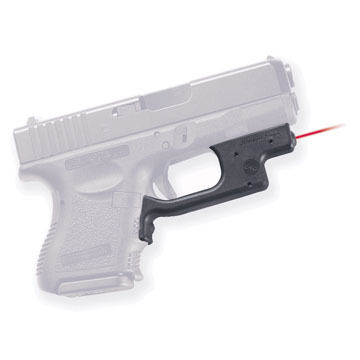 Crimson Trace LG-436 Glock Gen-4 & Third Generation Laserguard Laser Sight