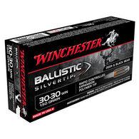 Winchester Ballistic Silvertip 30-30 Winchester 150 Grain Polymer Tip Rifle Ammo (20)