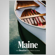 Maine: 2020 Down East Engagement Calendar by Editors of Down East