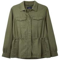 Joules Women's Alexandra Shirt/Jacket