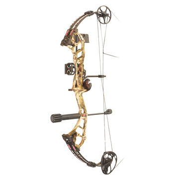 PSE Stinger Extreme Ready-To-Shoot Compound Bow Package