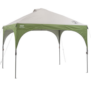 Coleman 10' x 10' Straight Leg Instant Shelter
