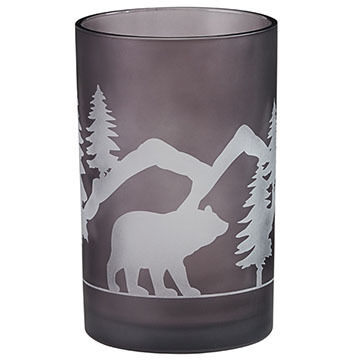 Park Designs Tranquility Bear Candle Holder