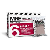 Meal Kit Supply 6 Pack of 2-Course MRE Kit