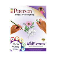 Peterson Field Guide Coloring Book: Wildflowers by Frances Tenenbaum & Roger Tory Peterson
