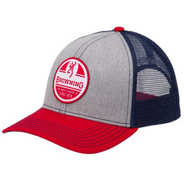 Browning Mens RWB Cap
