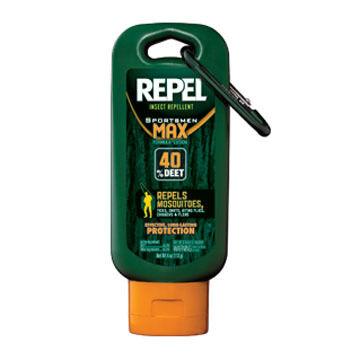 Repel Sportsmen Max Formula Insect Repellent Lotion - 4 oz.