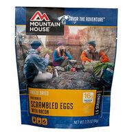 Mountain House Scrambled Eggs w/ Bacon - 1.5 Servings