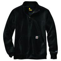 Carhartt Men's Force Relaxed Fit Midweight 1/4-Zip Pocket Sweatshirt