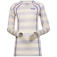 Bergans of Norway Women's Fjellrapp Long-Sleeve Shirt