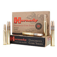 Hornady Dangerous Game Superformance 375 Ruger 270 Grain SP-RP Rifle Ammo (20)