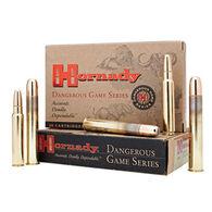 Hornady Dangerous Game 375 Holland & Holland 270 Grain InterLock SP-RP Rifle Ammo (20)