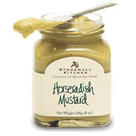 Stonewall Kitchen Horseradish Mustard, 8 oz.