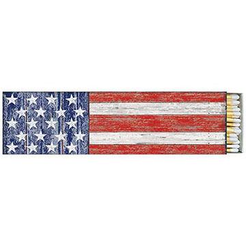Paperproducts Design Vintage America Long Matchbox