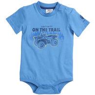 Carhartt Infant Boy's On The Trail Short-Sleeve Bodyshirt