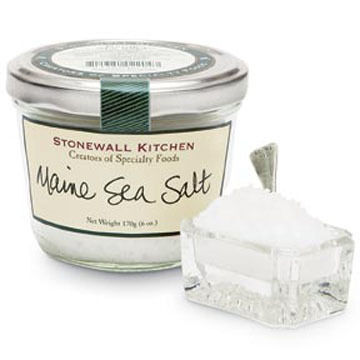 Stonewall Kitchen Maine Sea Salt 6 oz.