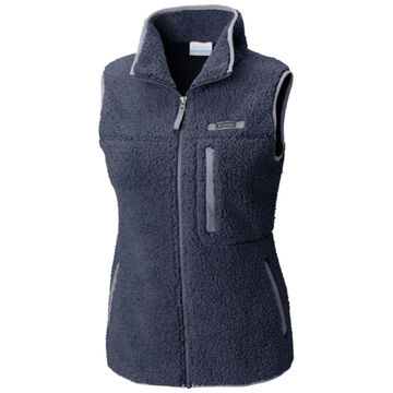 Columbia Womens Mountain Side Heavyweight Fleece Vest