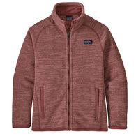 Patagonia Girl's Better Sweater Fleece Jacket