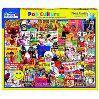 White Mountain Jigsaw Puzzle - Pop Culture