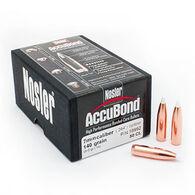 "Nosler AccuBond 7mm 140 Grain .284"" Spitzer Point Rifle Bullet (50)"